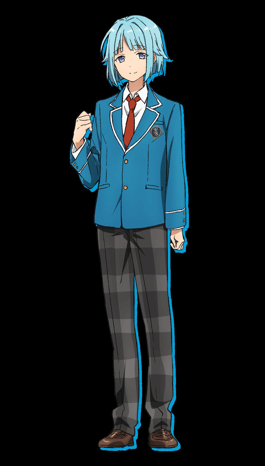紫之 創 | TVアニメ「あんさんぶるスターズ!」公式サイト