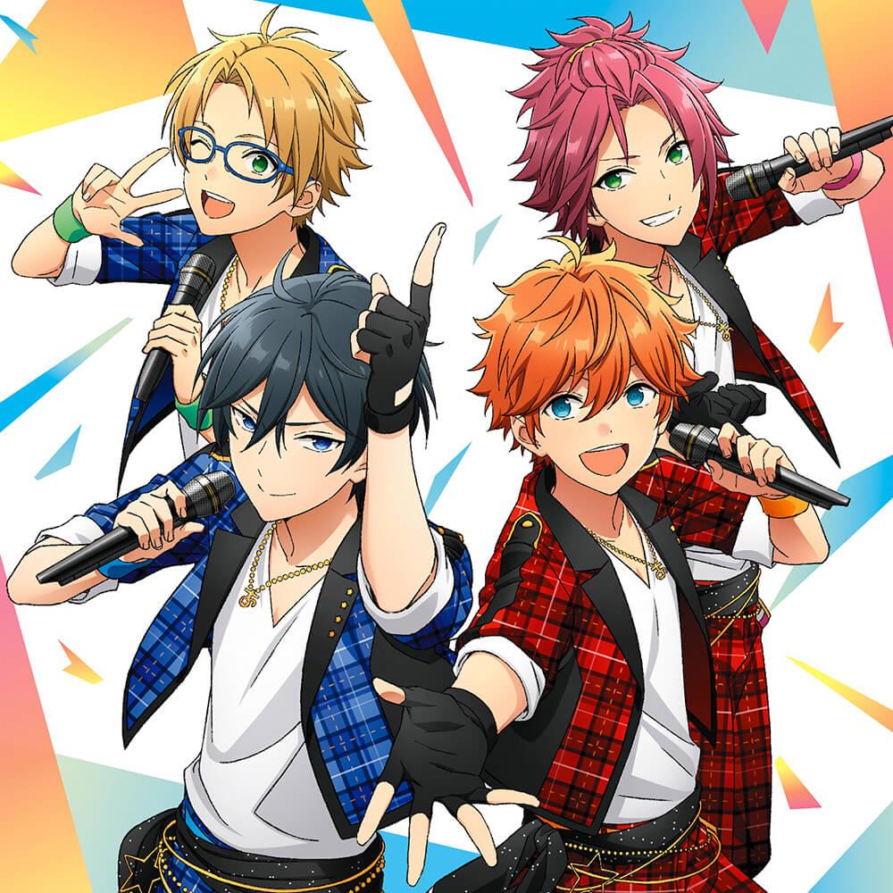 TVアニメ『あんさんぶるスターズ!』OP主題歌「Stars' Ensemble!」本日発売!