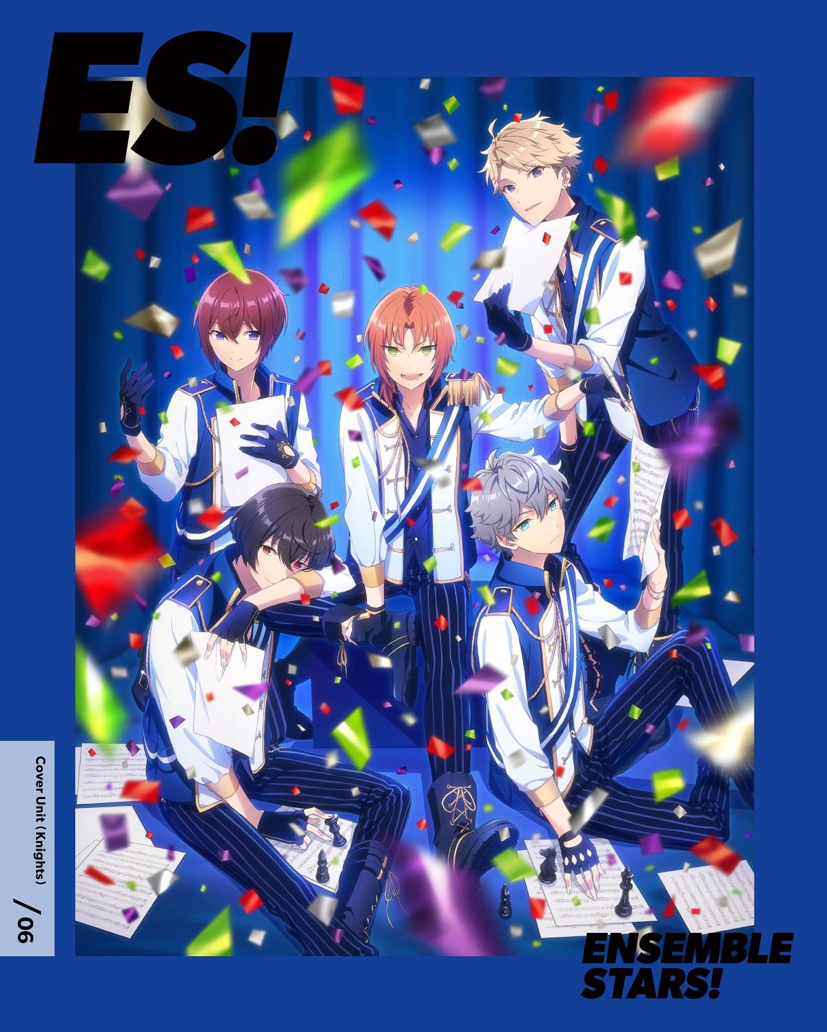 TVアニメ『あんさんぶるスターズ!』Blu-ray & DVD 特装限定版06ジャケットイラスト公開!